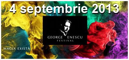 festivalul george enescu editia 2013 a patra zi