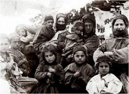 genocidul armenilor 1915