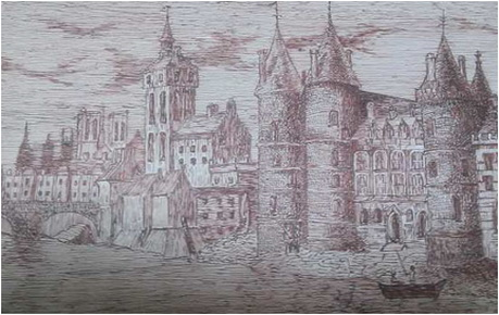grafica moderna irina popescu artisti contemporani