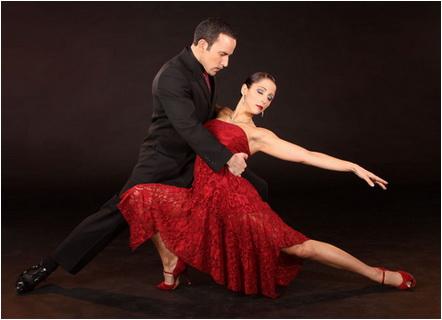 invitatie la tango