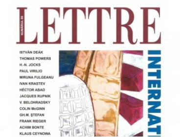 lettre internationale nr 86 2013