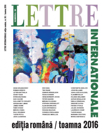 lettre-internationale