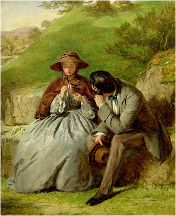 lovers-william-powell-frith