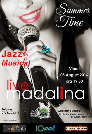 madalina mantu concert
