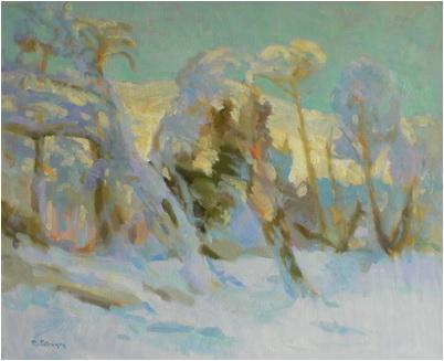 mihai potcoava Iarna la Rasnov 2010