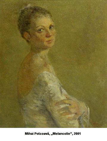 mihai potcoava melancolie portret poezia saptamanii