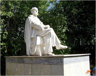 monument konstantin tiolkovski