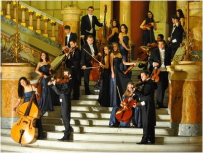 orchestra camerata regala