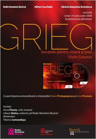 poster lansare GRIEG
