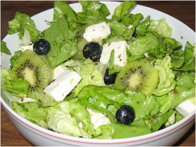 preparate salata verde