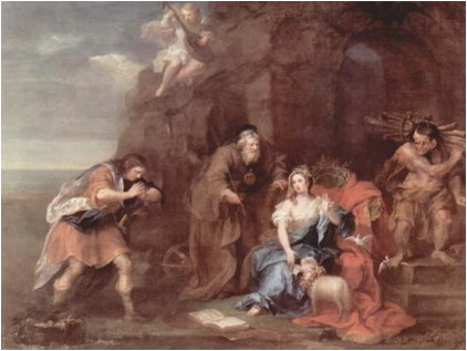 prospero-and-miranda-from-the-tempest-of-william-shakespeare.jpg!Blog william hogarth c 1728