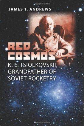 red cosmos carte despre konstantin țiolkovski