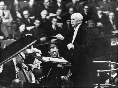 richard strauss dirijor