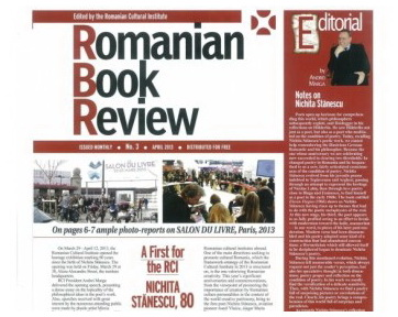 romanian book review