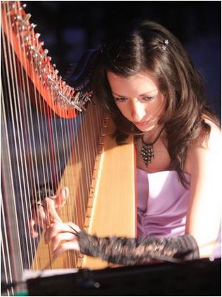 roxana moisanu harpa celtica