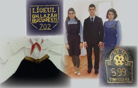 scoala in alte timpuri mirela nicolae uniforme scolare