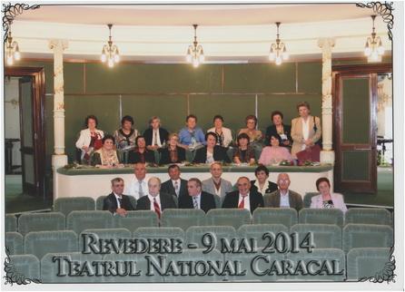 serban cionoff caracal 2014 revedere