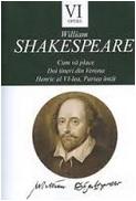 shakespeare opere