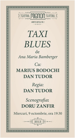 taxi blues mignon