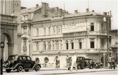 teatrul national gambrinus berarie bucuresti