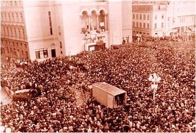 timisoara piata operei decembrie 1989